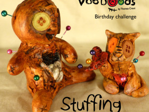 Stuffing and Mittens – Voodood 40