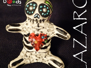 Lazaro – Day of the dead voodood 1