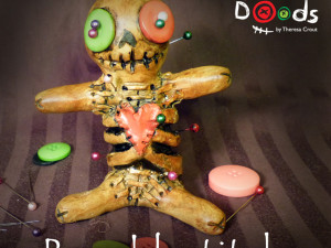 Bumblestitch – Day of the dead voodood 17