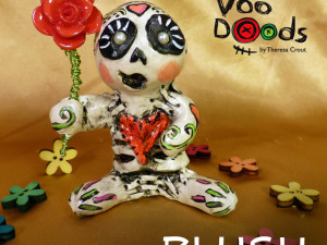 Blush – Day of the dead voodood 18