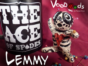Lemmy – Day of the dead voodood 2