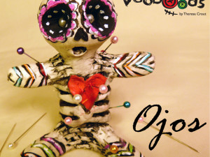 Ojos – Day of the dead voodood 23