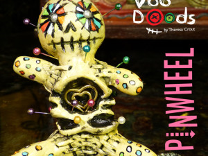 Pinwheel – Day of the dead voodood 30