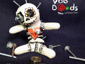 Bitsen Pieces – Day of the dead voodood 31