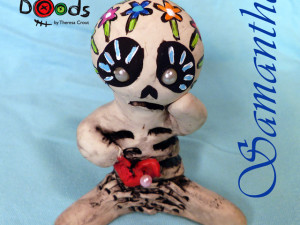 Samantha – Day of the dead voodood 32