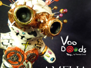 Amelia – Day of the dead voodood 43