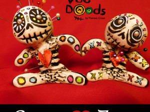 Cora and Zon – Day of the dead voodoods 21 and 22