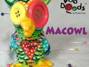 Macowl – VooDood 13