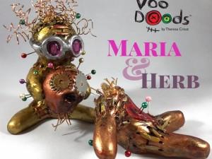 Maria & Herb – VooDoods 30 + 31
